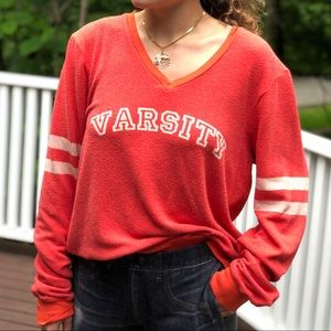 Wildfox Varsity Sweatshirt